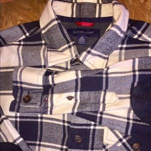 Small Tommy Flannel